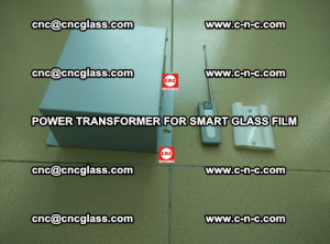 POWER TRANSFORMER for smart film as laminated glass insertion (26)