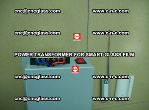 POWER TRANSFORMER for smart film as laminated glass insertion (36)