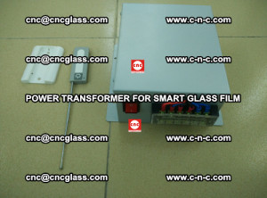 POWER TRANSFORMER for smart film as laminated glass insertion (41)