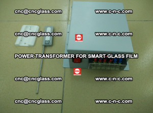POWER TRANSFORMER for smart film as laminated glass insertion (42)