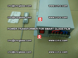 POWER TRANSFORMER for smart film as laminated glass insertion (43)