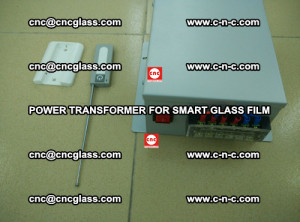 POWER TRANSFORMER for smart film as laminated glass insertion (45)