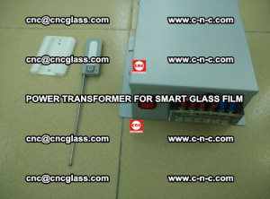 POWER TRANSFORMER for smart film as laminated glass insertion (46)