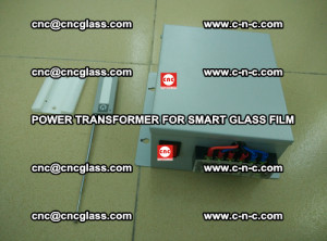 POWER TRANSFORMER for smart film as laminated glass insertion (48)