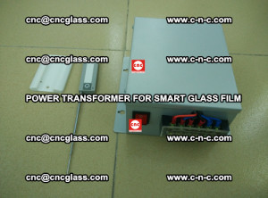 POWER TRANSFORMER for smart film as laminated glass insertion (52)