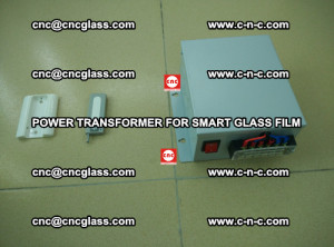 POWER TRANSFORMER for smart film as laminated glass insertion (54)