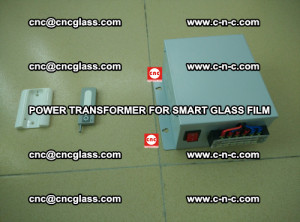 POWER TRANSFORMER for smart film as laminated glass insertion (58)
