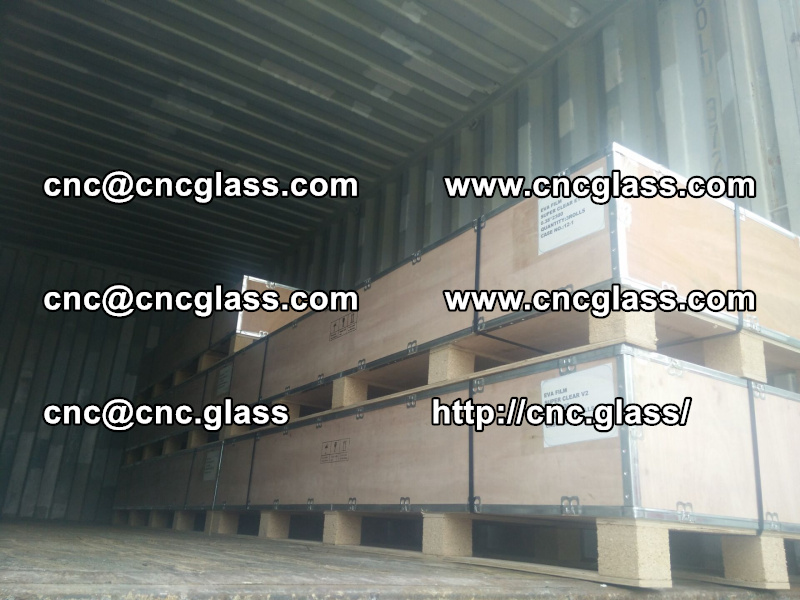 EVA GLASS INTERLAYER FILM for laminated safety glass (15)