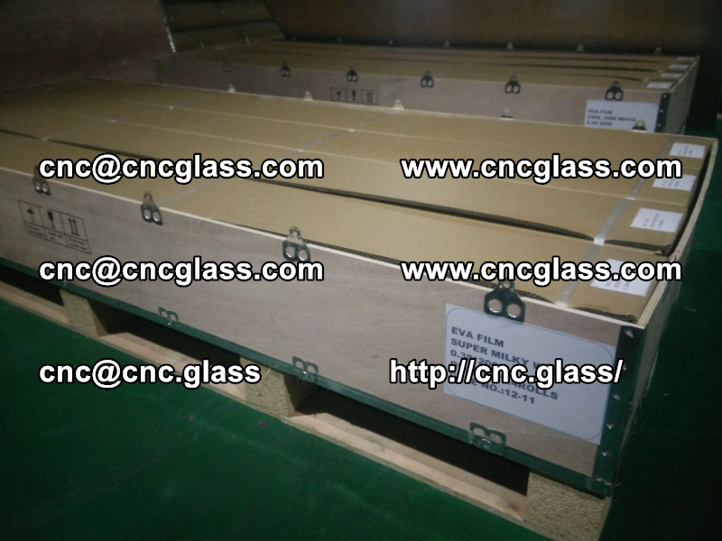 EVA GLASS INTERLAYER FILM for laminated safety glass (4)