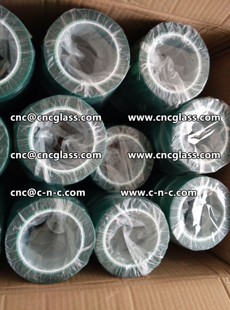 PET TAPE for eva film glass lamination (5)