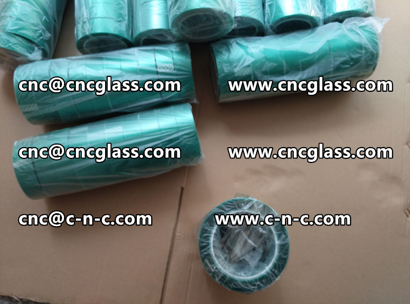 PET TAPE for eva film glass lamination (6)