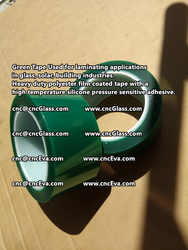 PET base material and silicone adhesive (1)