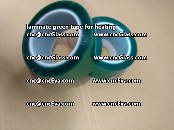 green tape PET TAPE for solar BIPV laminate (6)