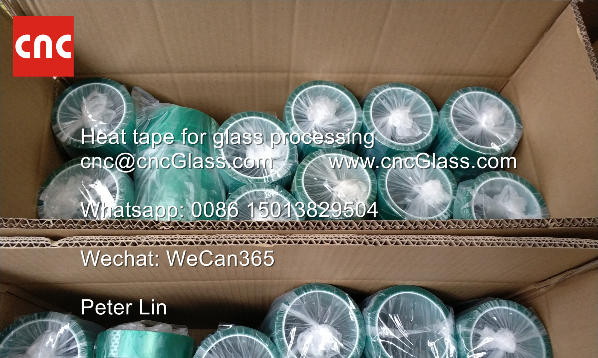 CNC GLASS INTERLAYER EVA FILM